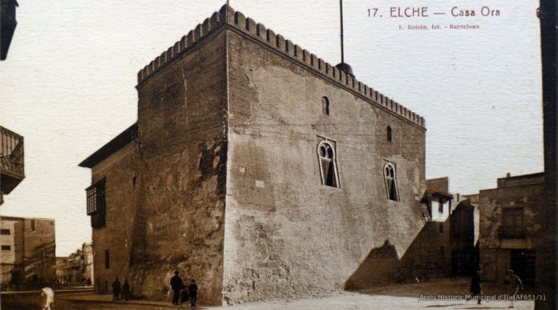 Calahorra: the robust tower of the Islamic Elche